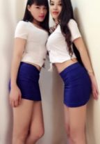 Duo Sunny And Amy Dubai escort