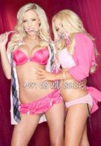 Duo Escorts Kris And Amanda +971582158513 Ukrainian Dubai escort