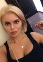 Blonde Octava Dubai escort