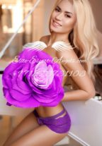 Young April Dubai escort