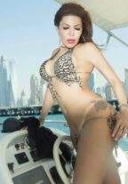 Shemale Claudia Dubai escort