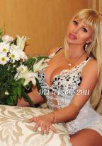 Elite Blonde Vanessa Dubai escort