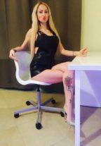 Blonde GFE Sophia Dubai escort