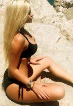 VIP Blonde Emma Dubai escort