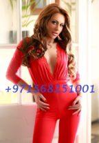 VIP Jacqueline Romanian Escort UAE +971568251001 Dubai escort