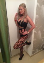 Dark Blond Romanian Ema Naughty A-Level +971561404682 Dubai escort