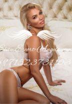 Blonde Nikki Polish Girl +971523731103 Dubai escort