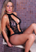 Blonde Brazilian Model Karol A-Level +971525867030 Dubai escort
