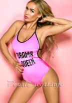 Blonde Arianna Albanian Girl +79679766595 Dubai escort
