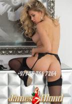 Polish Model Troya James Blond Girl Girlfriend Experience +971557647264 Dubai escort