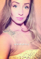Blonde Lithuanian Anna +971528380237 Dubai escort