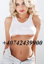 Blonde Russian Lady Yana Erotic Massage +40742439900 Dubai escort