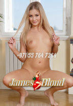 Young Jamale Lithuanian Girl +971557647264 Dubai escort