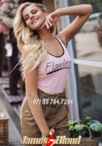 Brenda James Blond Lithuanian Girl +971557647264 Dubai escort