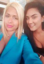 Blonde Kristina American +9095050100 Dubai escort