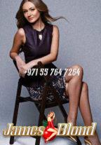 Latvian Katty Girl Of James Blond +971557647264 Dubai escort