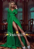 Slim Blonde Vikky Russian Model +971524805315 Dubai escort