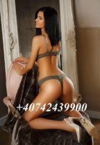 Young Romanian Brunette Ambra GFE +40742439900 Dubai escort