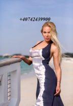 Russian Blonde Calista Roxy Agency +447380512358 Dubai escort