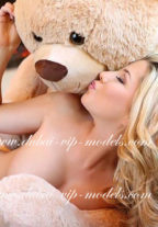 Blonde Arina European Call Girl Anal +37254951776 Dubai escort